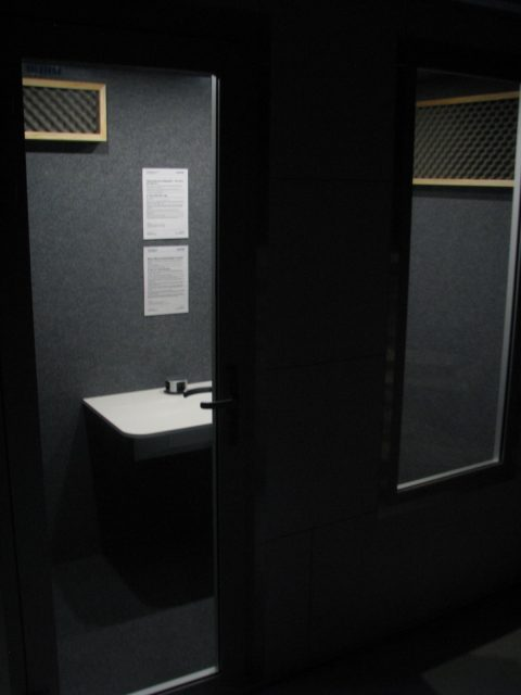 Silense Double toimistotila kuvattuna