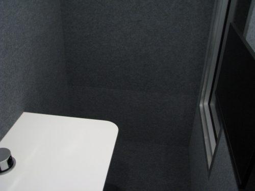 Silense Double toimistotilan sisäkuva