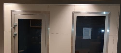 Silense Double tuotekuva ovi ja ikkuna